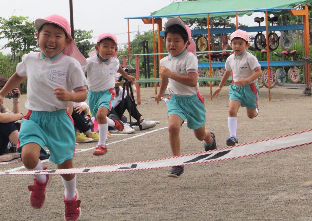 認定こども園せんだん幼稚園 運動会2020